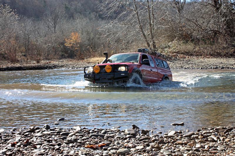 Buffalo River (Woolum) crossing - 18
