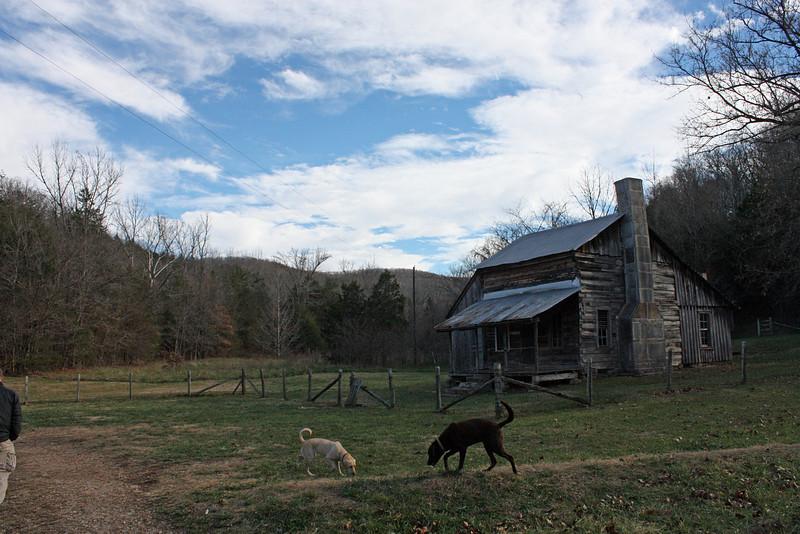 Parker-Hickman Farmstead - 7