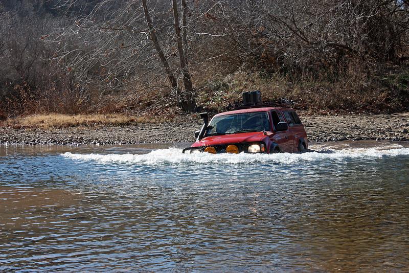 Buffalo River (Woolum) crossing - 12