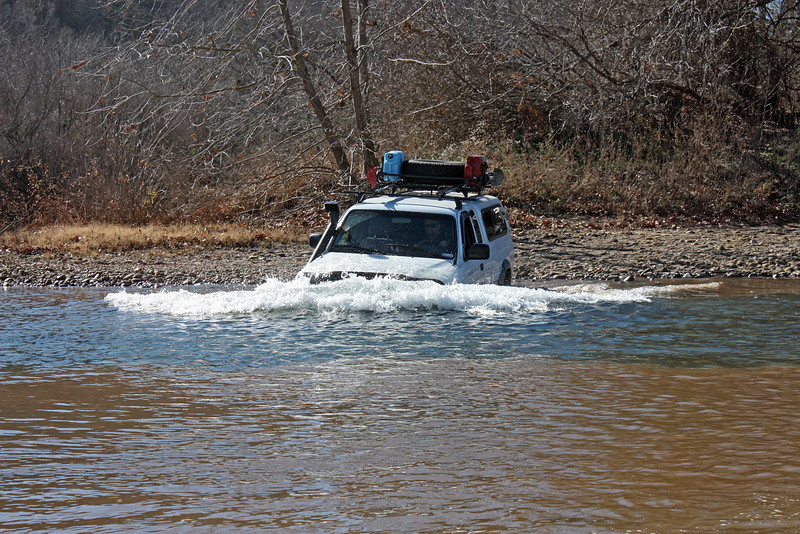 Buffalo River (Woolum) crossing - 29