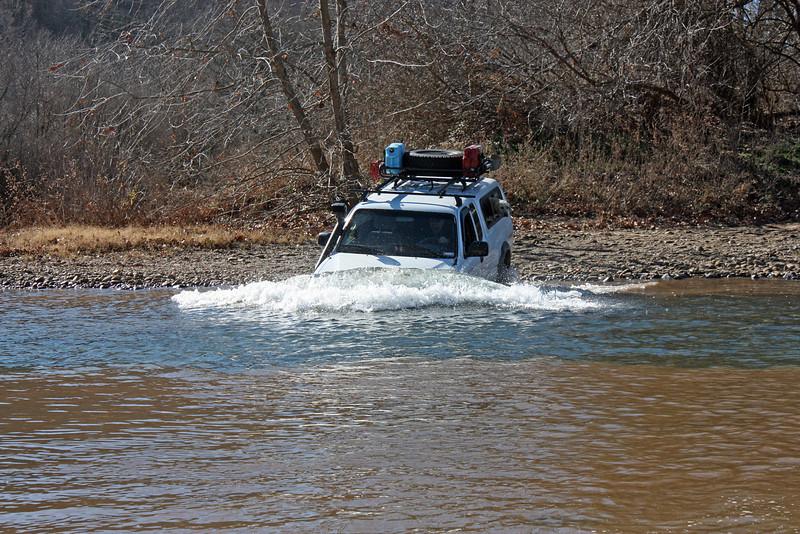 Buffalo River (Woolum) crossing - 28