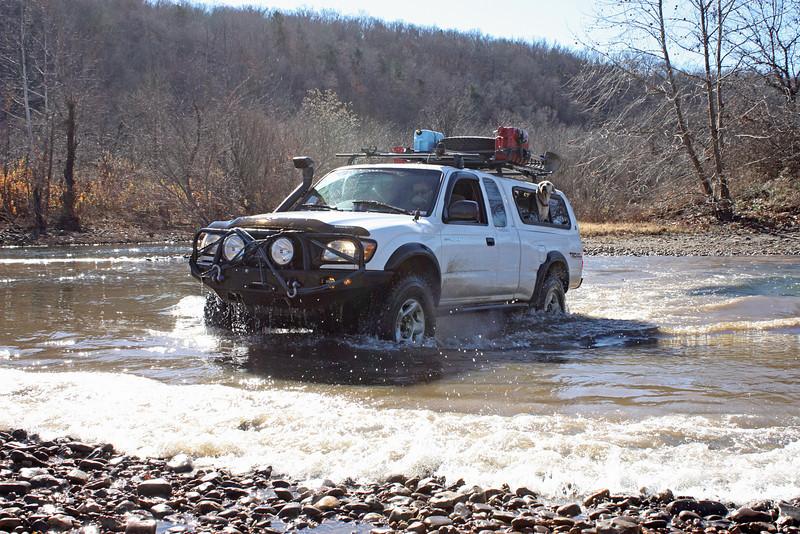 Buffalo River (Woolum) crossing - 41