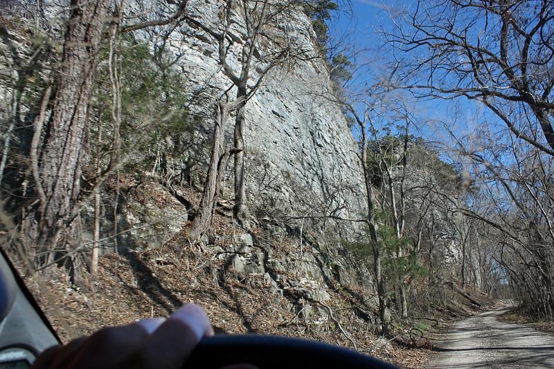 rock face - 3