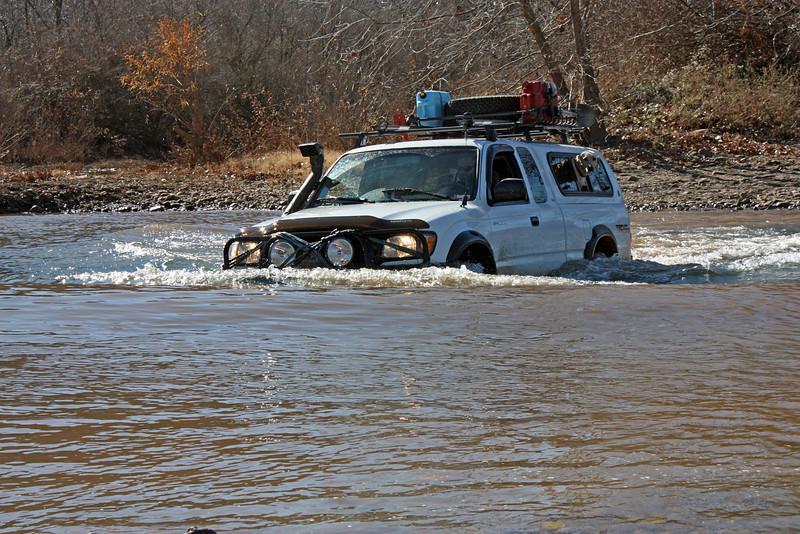 Buffalo River (Woolum) crossing - 35