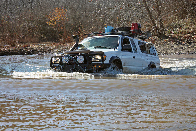 Buffalo River (Woolum) crossing - 36