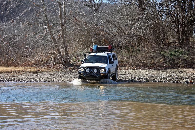 Buffalo River (Woolum) crossing - 24