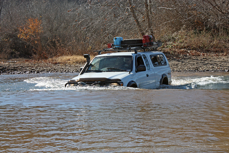Buffalo River (Woolum) crossing - 34