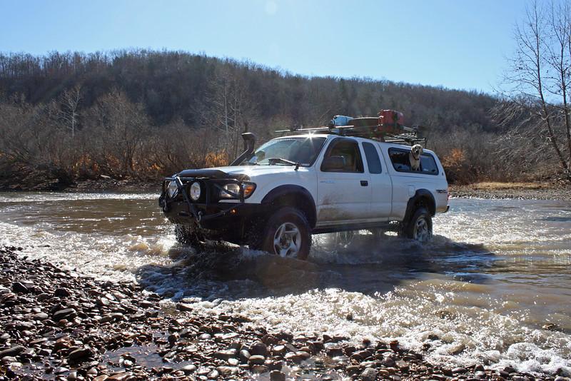 Buffalo River (Woolum) crossing - 42