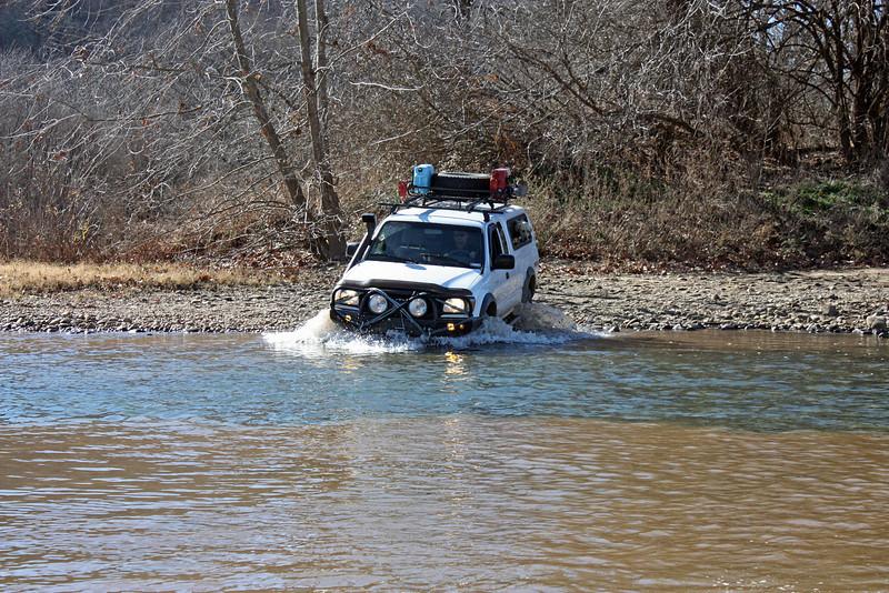 Buffalo River (Woolum) crossing - 26