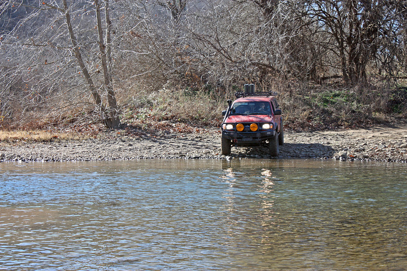Buffalo River (Woolum) crossing - 4