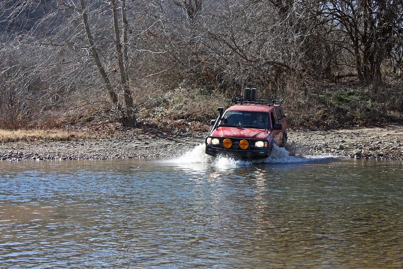 Buffalo River (Woolum) crossing - 7