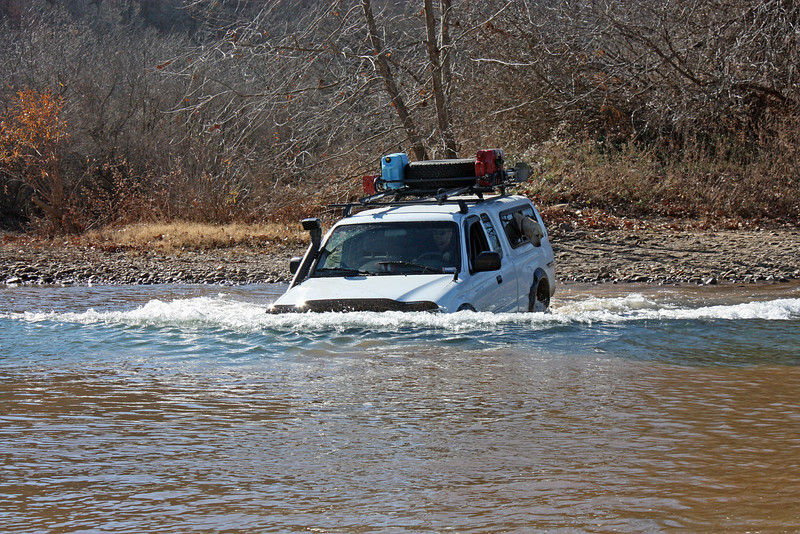 Buffalo River (Woolum) crossing - 32