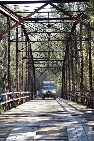 suspension bridge - 2