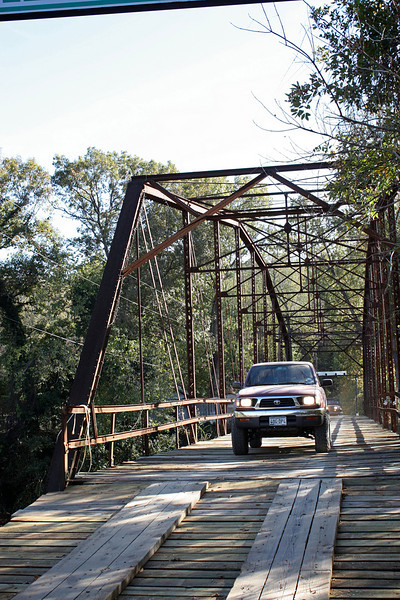 suspension bridge - 12