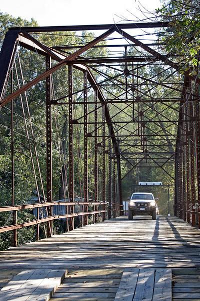 suspension bridge - 6