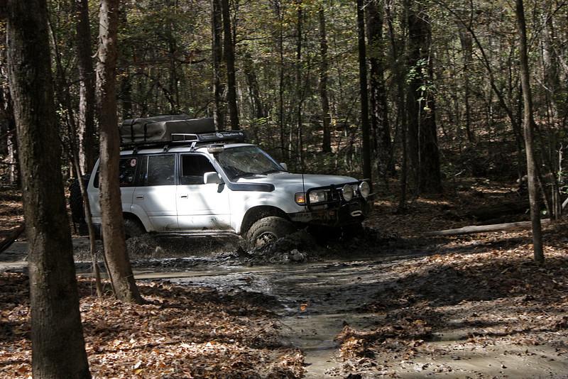 mud pit - 1