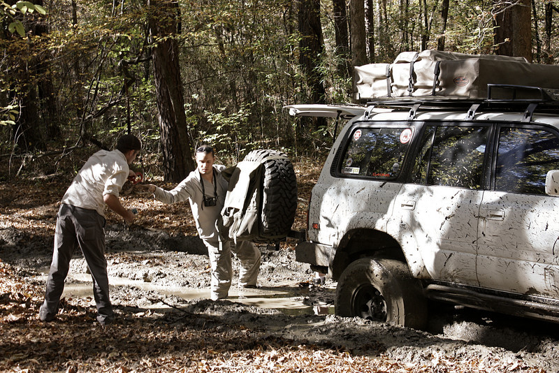 mud pit - 6