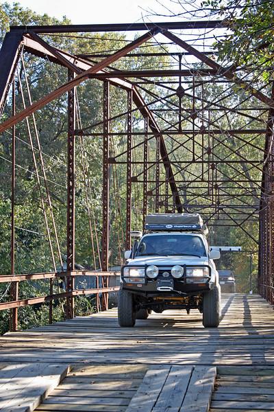 suspension bridge - 3
