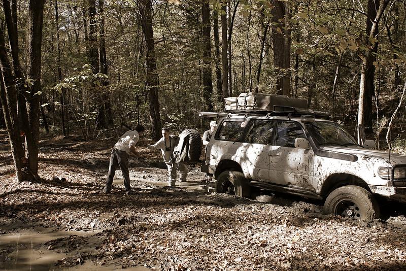 mud pit - 5