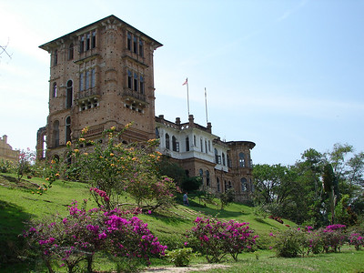 Kellie's Castle, Malaysia