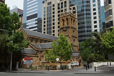 St Philip's Church, Sydney