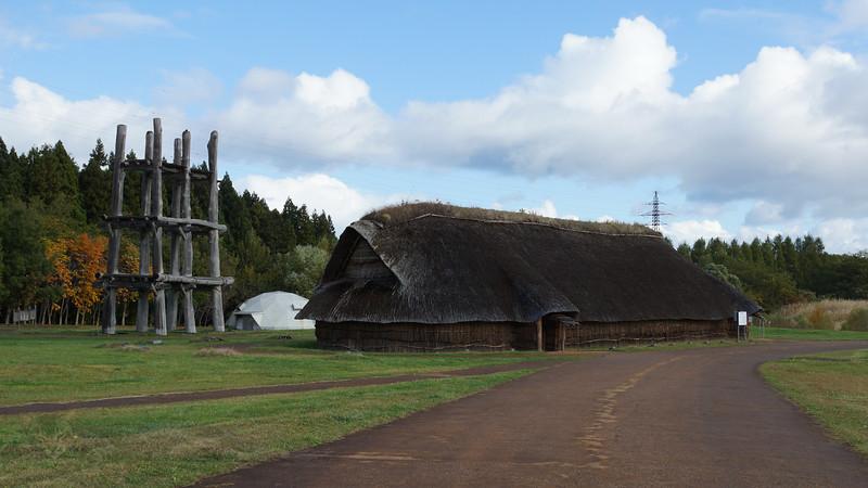 Aomori - Sannai Maruyama Historical Site