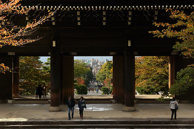 Kyoto - Chion-in Sanmon