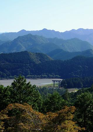 View towards Hongu