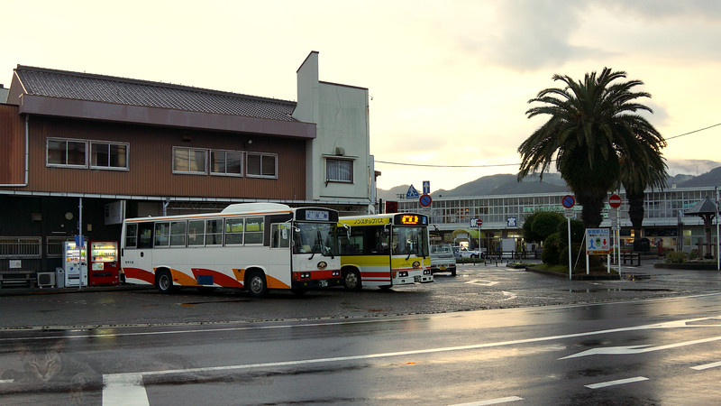 Shingu - Bus Station