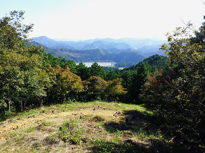 Lookout Point - Towards Oyunohara Torii