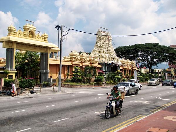 Bandar Seremban - Hindu Temple