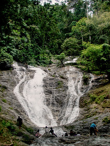 Cameron Highlands - Lata Iskandar Waterfall