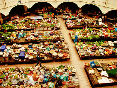 Pasar Besar Siti Khadijah Market