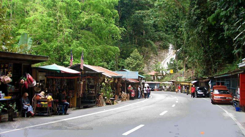 Cameron Highlands - Lata Iskandar Waterfall