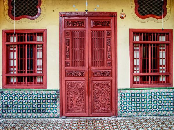 Door in Malaysia