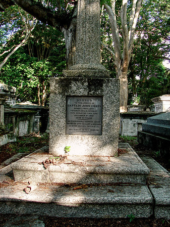 George Town Cemetery - Malaysia