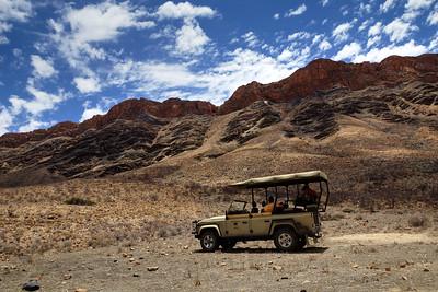 Naukluft Mountains - Namibia