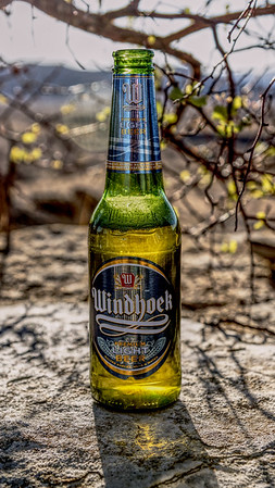 Beer in Africa - Windhoek Light