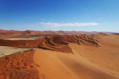 Sossusvlei - Big Daddy Sand Dune