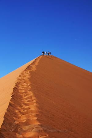 Big Daddy Sand Dune - Namibia