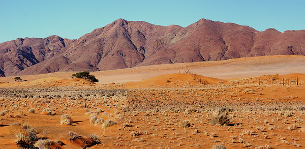 Namibian Rock Colours