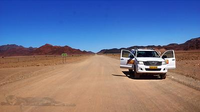 Toyota Hilux Pickup - Namibia