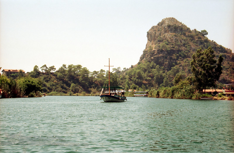 Dalyan River - Turkey