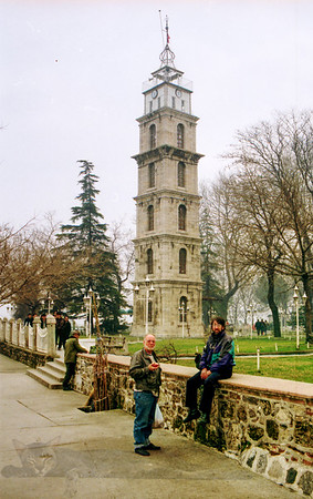 The Clock Tower in Bursa