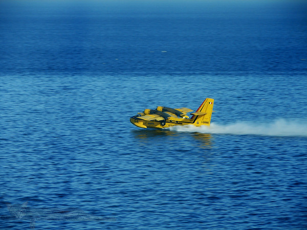 Turkish Fire Service  Seaplane