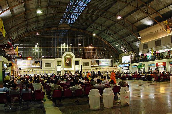 Bangkok - Hualamphong Station