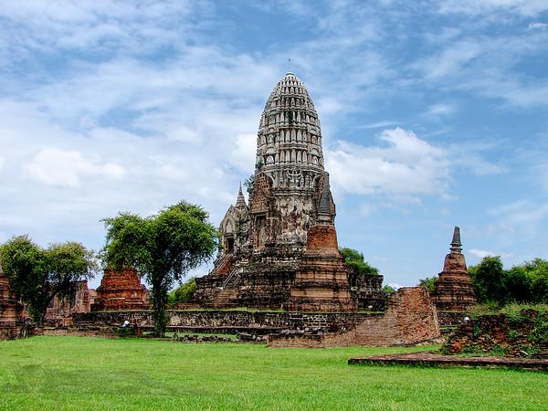 Ayutthaya - Beautiful Relics in Ayutthaya (อยุธยา), Thailand