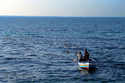 Tunisia - Fishermen