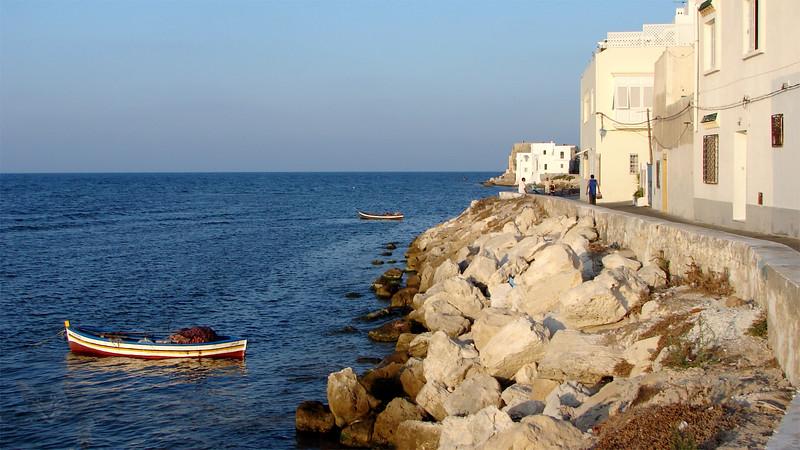 Tunisia - Fishing Boat