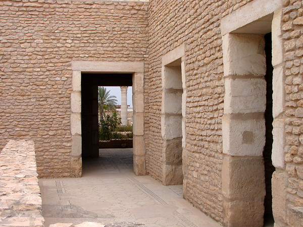 Doorways - Tunisia